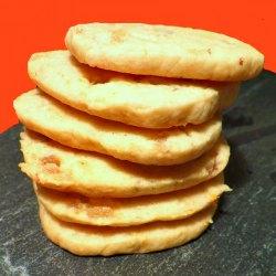 Walnut Tangerine Ginger Cookies