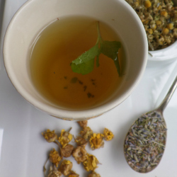 Chamomile and Lavender Tea